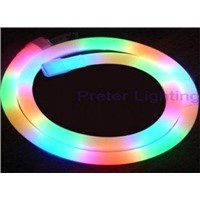 led neon flex, RGB color changing,light fixture