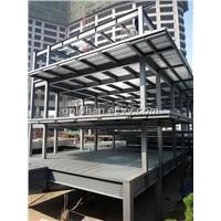 steel structure exhibition hall