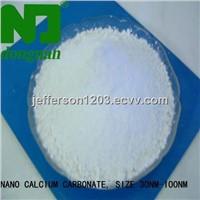 nano calcium carbonate for adhesives