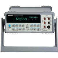 Bench Digital Multimeter , 60000/600000 Counts