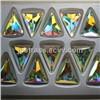 sew on glass rhinestone flat back crystal