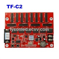 TF-C2 LED Display Control Card - Support Small Full Color Signature