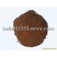 2012 High extracted camellia seed meal for Aquaculture