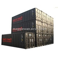 40gp/40dv/d20/40ft Steel Dry Cargo Container