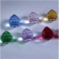 8558 Colored Crystal Chandelier Beads