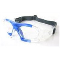 Adult Fit Basketball Glasses rx Sports Goggles Nose Pad protection Prescription football Eyewear