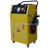 auto transmission flush machine