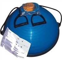 Bosu ball with expander