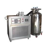 CDW-196T Impact Test Liquid Nitrogen Low Temperature Chamber