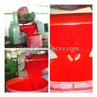 CMYK Soy oil thermal curable ink to print fine pictorial,magazine,label and decorative packet etc.
