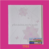 Decorative PVC Plastic Ceiling Boards Panels with&without Printing