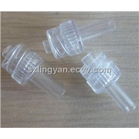 Disposable PVC two way joint