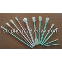 ESD Foam/Polyester Tip Cleanroom Swabs