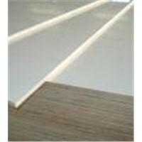 Glossy HPL plywood