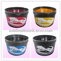 Good Lightfastness Sublimation Offset Ink