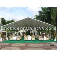 Large tent clear span tent
