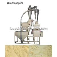 Lucao 6FW-F40 Automatic Corn Flour Milling Machine