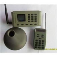 MP3 hunting bird player with remote control LB-CP380