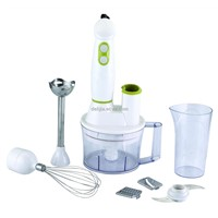 Multi Functin Hand Blender with Chopper 700W DC Motor