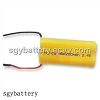 AAA 200mAh 2.4V Ni-CD Battery Pack