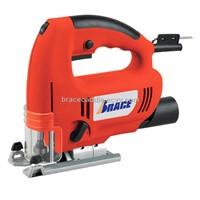 Portable electric jig saw