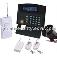 Quad Band GSM Alarm System With LCD Display (LY-GSM300)