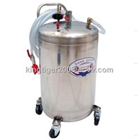 Stainless Steel Foams Cleaning Machine