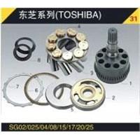 TOSHIBA Motor SG02/SG025/SG04/SG08/SG15/SG17/SG20/SG25