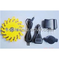 Traffic Warnig Light Flashing safety beacon led flare