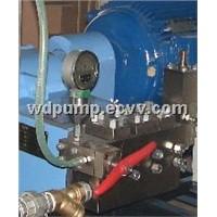 Triplex Plunger Pump,High Pressure Plunger Pump (WP2A-S)
