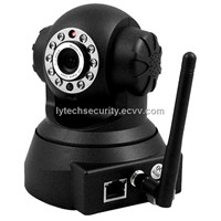 Wireless Indoor Pan/Tilt IP Camera (LY-OWIFI02)