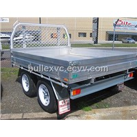 aluminum pickup truck body