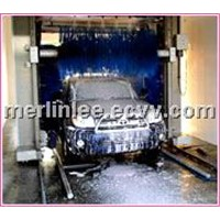 automatic rollover car wash equipment