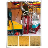 Corn Flour Milling Machine