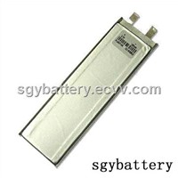 High Power Li-Polymer Battery for DVD Player