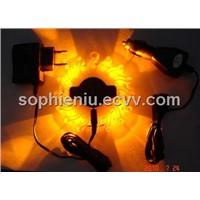 led emergency vehicle lighting Flashing safety beacon