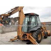 Used Backhoe from Case