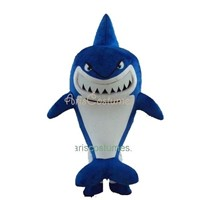 shark Mascot costume cartoon character costumses party costumes