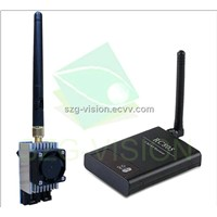 5.8G 1000mw AV Wireless Receiver and Transmitter Kit(RC805+TX51W)