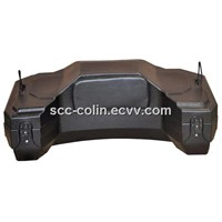 90L Black Roto ATV/Quad Rear Box
