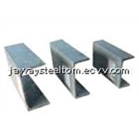 AISI/ASTM/GB/JIS/DIN stainless steel hot rolled channel bar