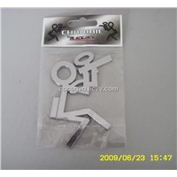 Custom ABS Chrome Plating Car Emblem Badge Sticker, paintball badge