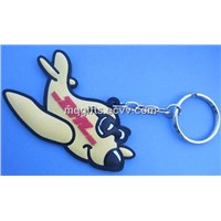Custom Gift Soft PVC Rubber Key Chain