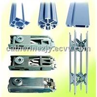 Exhibition aluminum profile