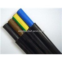 Flat Power Cable for Crane