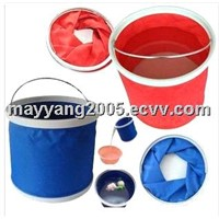 Folding Collapsible Bucket (WY-FWB02)