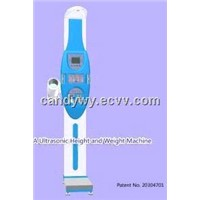 HGM-18 A Ultrasonic Height and Weight Machine