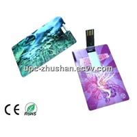Hot Gifts 4GB 8GB 2GB Credit Card USB Flash Memory Stick