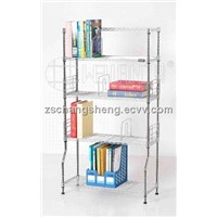 Steel Book Rack ,Book Shelf, Bookcase