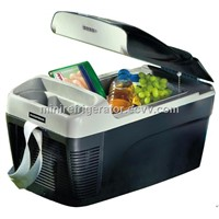 13L 12V Portable Fridge/Mini Cooler Box Used on Vehicle